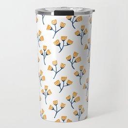 Ochre bellflower Travel Mug
