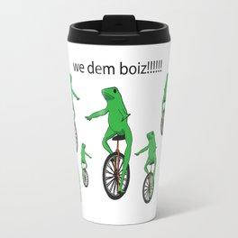 We Dem Boiz Travel Mug