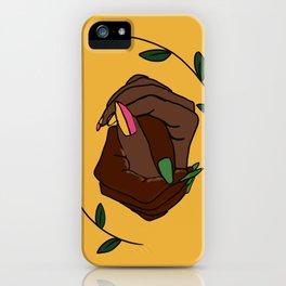In acrylics we trust iPhone Case