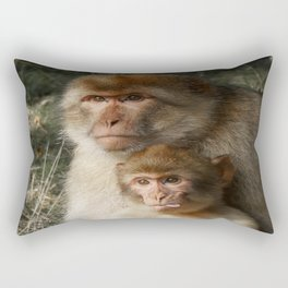 Cheeky Monkey Rectangular Pillow