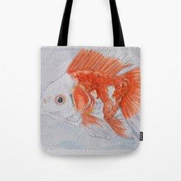 watercolor fish 1 Tote Bag
