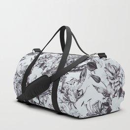 Snakes in bloom Duffle Bag
