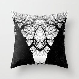 Light & Revelation by Charles Mike Throw Pillow