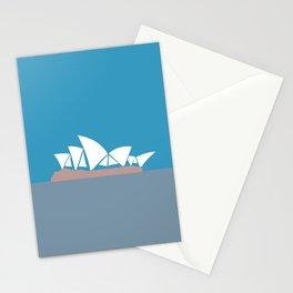 Sydney Opera House, Australia Stationery Cards