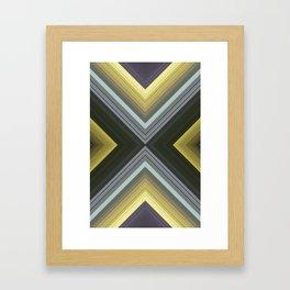 Broken Cycle Framed Art Print