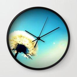 Lomo Dandy fine art photography Wall Clock