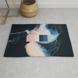 Views & Colour 10 - Kyoto Jellyfish Rug