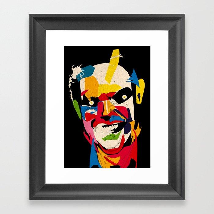 110517 Framed Art Print