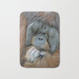 The Orangutan Bath Mat