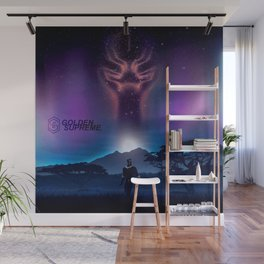 Black Panther Heaven Wall Mural