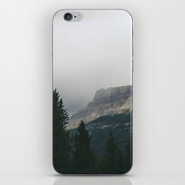 Above the Tree Line pt2 iPhone Skin
