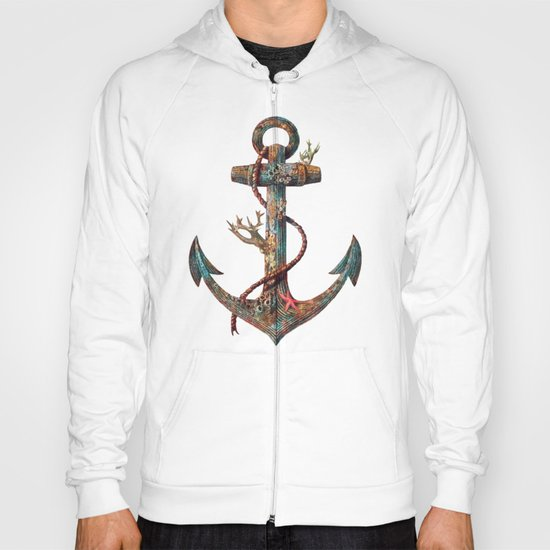 Lost at Sea - colour option Hoody