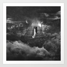 Serenade For The Death Art Print