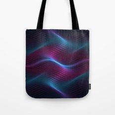 Wavy One Tote Bag
