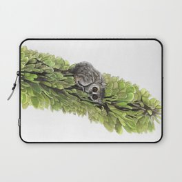 Mouse Lemur in the Spiny Forest Laptop Sleeve