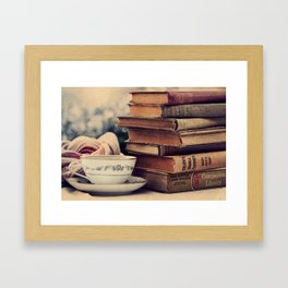 The Best Companions Framed Art Print