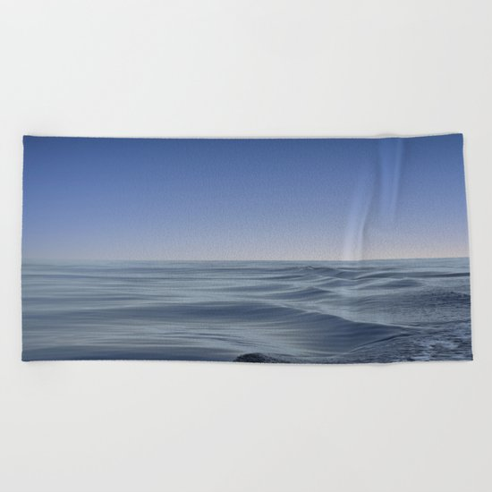 Ethereal Moment Beach Towel