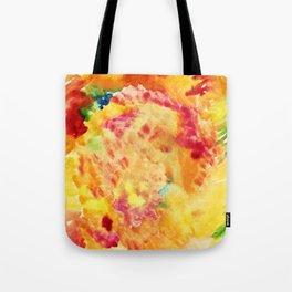 Autumn outburst Tote Bag