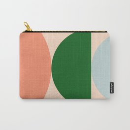Abstraction_BALANCE_Minimalism_Color_Art_001 Carry-All Pouch