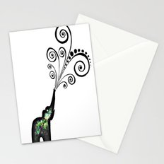dreaming big Stationery Cards