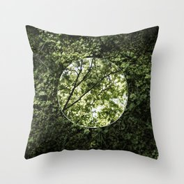 Reflections, Four Throw Pillow