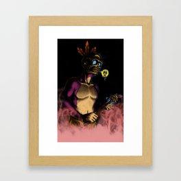 MumBO Framed Art Print