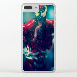 Licky..Licky..Sllllllurrrpp!! Clear iPhone Case