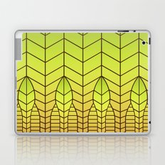 LET THERE BE LIGHT (abstract geometric) Laptop & iPad Skin