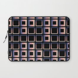 Composition of squares Laptop Sleeve
