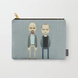 Mr. White and Jesse Carry-All Pouch