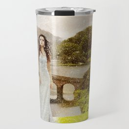 Winter is coming...Winter is here. Travel Mug