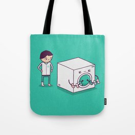 Secret Habit Tote Bag