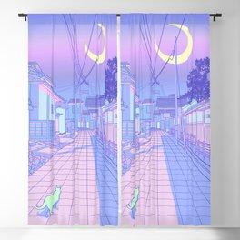 Kyoto Nights Blackout Curtain