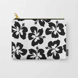 White Beach, Black Out Set - 6 Carry-All Pouch