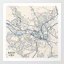 Bath Map by sprkwd
