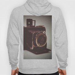 old kodak camera Hoody