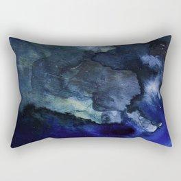 Under the Abyss Rectangular Pillow
