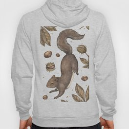 The Squirrel and Chestnuts Hoody