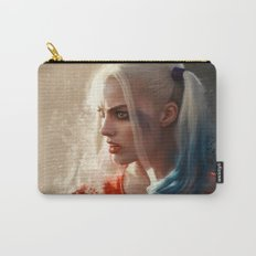 Harley Quinn (suicide squad) Carry-All Pouch