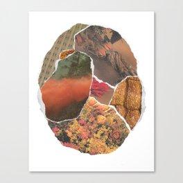 Quiet Fall Canvas Print