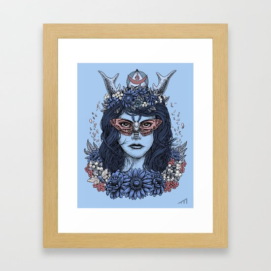 Freyja (Blue Variant) by ematique
