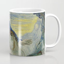 Pietà (after Delacroix) Coffee Mug
