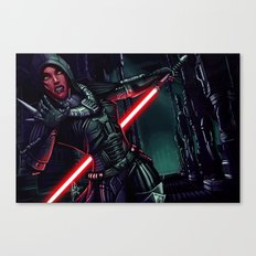 SWTOR - Attack! Canvas Print