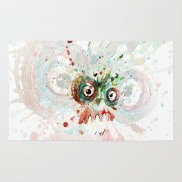 buzzed zombie Rug