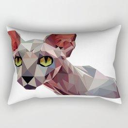 Egyptian Cat Rectangular Pillow