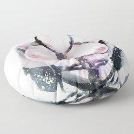 Shibari - Japanese BDSM Art Painting Floor Pillow