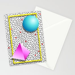 3D.EXE* Stationery Cards