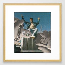 #75 Framed Art Print
