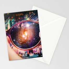 City Lens Stationery Cards