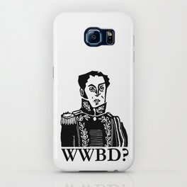 What Would Bolívar Do? iPhone Case